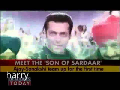 Son of sardar songs