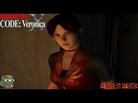 Resident Evil CODE: Veronica X - Disc 2 - Gamecube