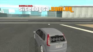 Mod do carro brasileiro Ford Fiesta Rocam Class 1.6 Edit Devine para GTa San Andreas