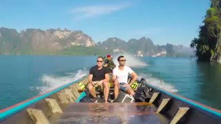 Thailand Travel  | Trip to the best places in Thailand | Gopro Hero 4 Black