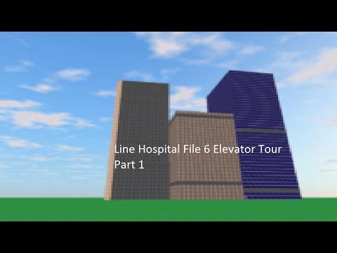 Tour of the Elevators @ Line Hospital File 6 - Part 1