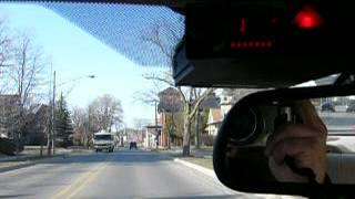 V-1 Vs. Manistee Mi City Police C/o Kaband Radar