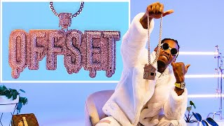 Download Offset Shows Off His Insane Jewelry Collection | GQ Mp3 and Videos
