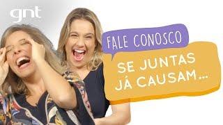 Fernanda Gentil e Júlia causam muito! - Parte 1 | #66 | Fale Conosco | Júlia Rabello