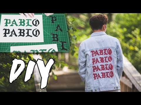 Pablo Denim Jacket DIY
