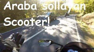 Sessiz sakin, tek basima yollarda ve modifiye Scooter'lar...