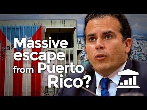 Why is PUERTO RICO depopulating? - VisualPolitik EN