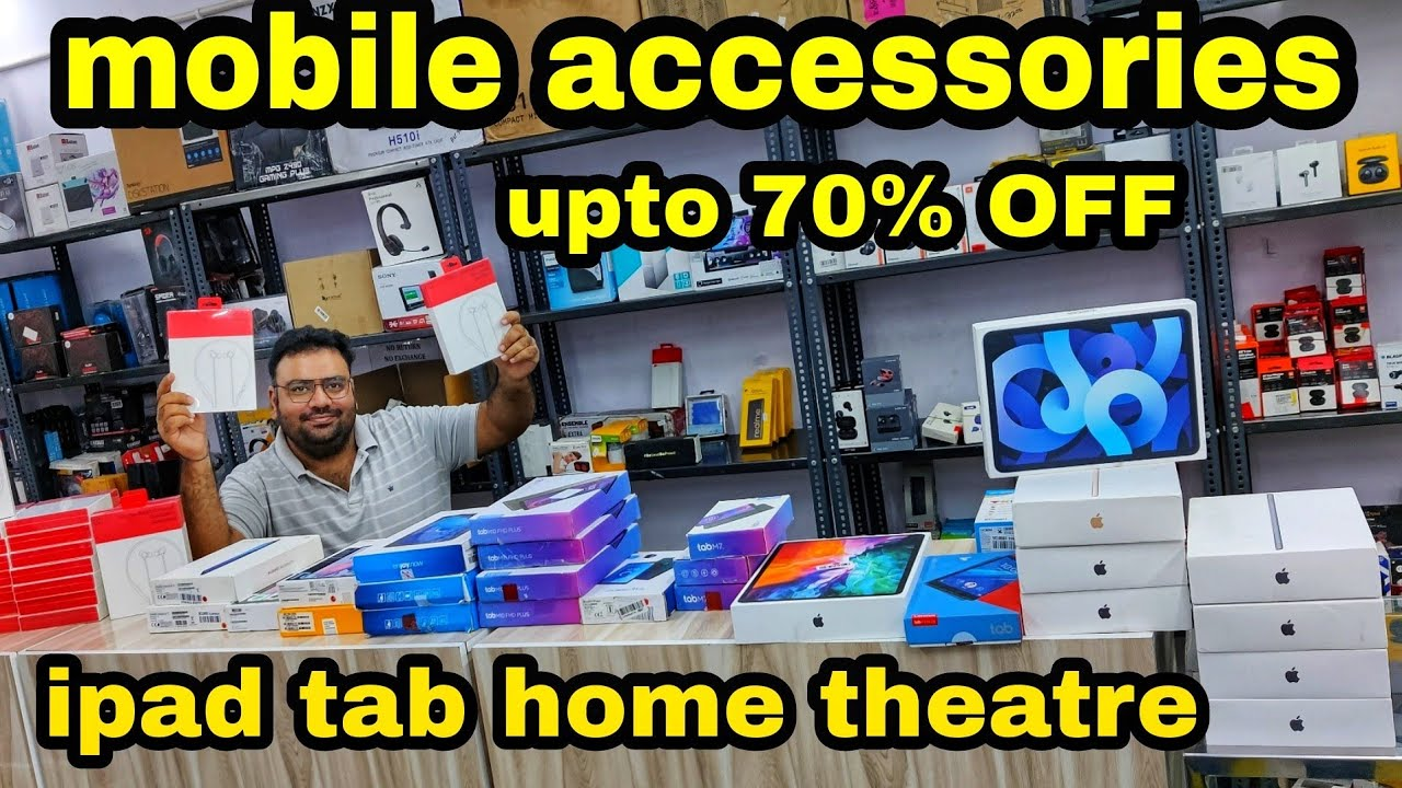 MOBILE AND ACCESSORIES CHEAP PRICE UPTO 70% OFF IPAD TABS HOME THEATER   COMPUTER ACCESSORIES IT