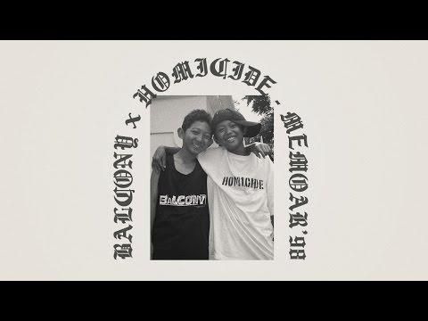 """Balcony x Homicide  - """"Memoar'98"""""""