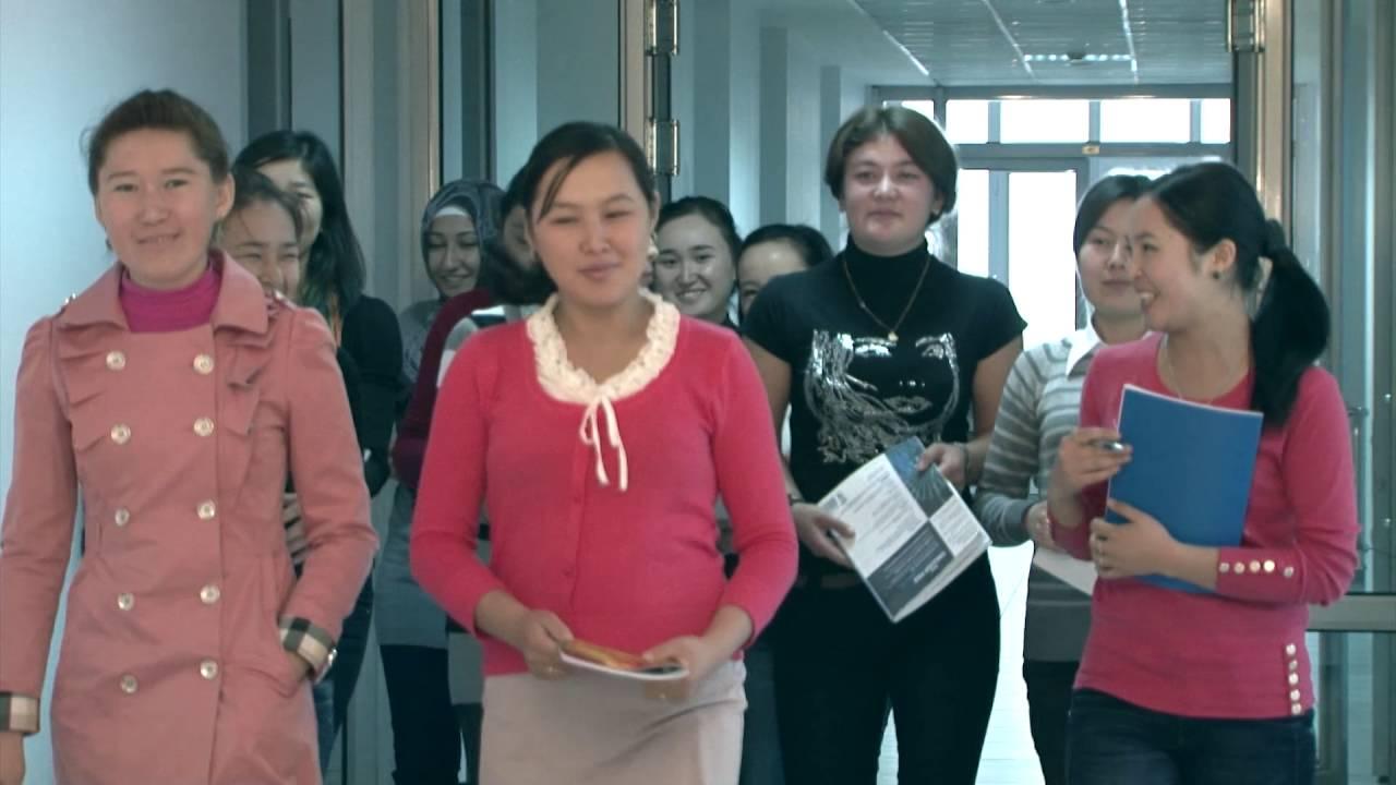Kırgızistan Türkiye Manas Üniversitesi Edebiyat Fakultesi - YouTube