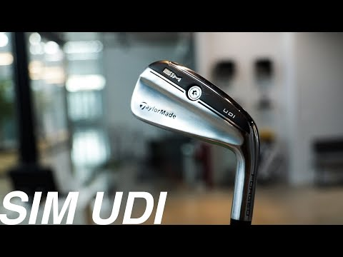 NEW Taylormade SIM UDI Driving Iron/Utility Review