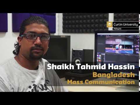 Shaikh Hamid Hassin: An Insight Into Mass Communication At Curtin Malaysia