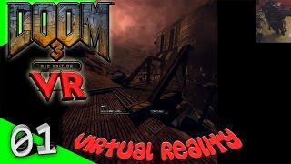 Doom 3 in VR!! Affengeil!!! [Let