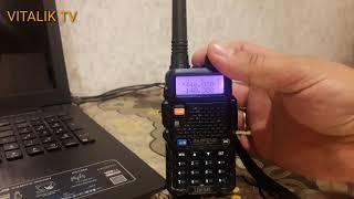 рация для охотника и рыбака Baofeng UV-5R обзор