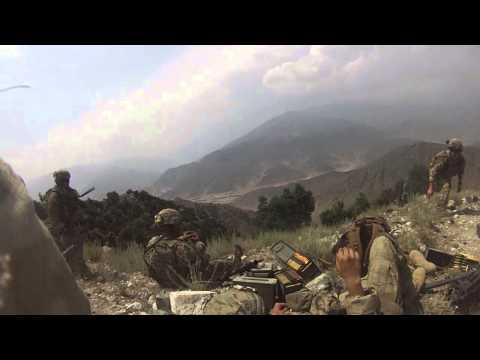 1st platoon Baker CO Kunar, Afghanistan 2012