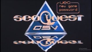 Seaquest DSV - Sega Genesis Longplay & Review (Retro Sunday)