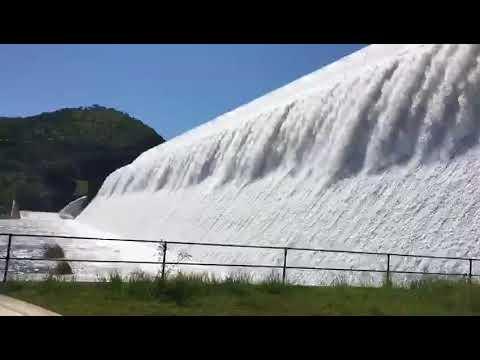 Loskopdam overflows