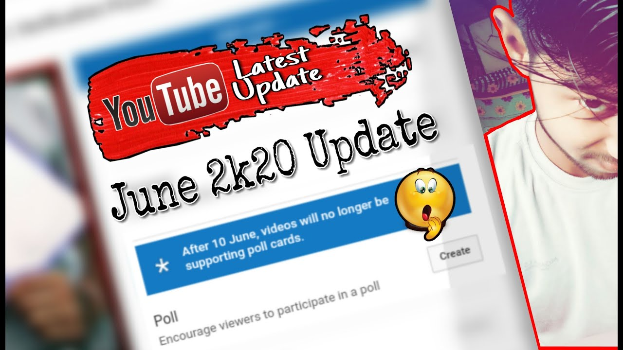 poll cards will be discontinued across all channelsvideos