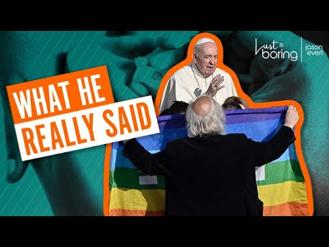 Pope Francis and Civil Unions