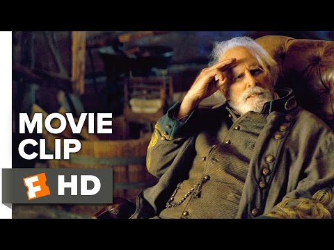 The Hateful Eight Movie CLIP - General Smithers (2015) - Walton Goggins, Bruce Dern Movie HD