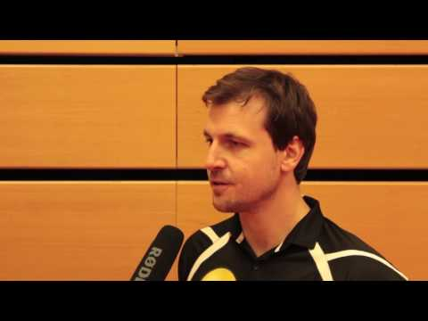 EM 2016 - Interview mit Timo Boll