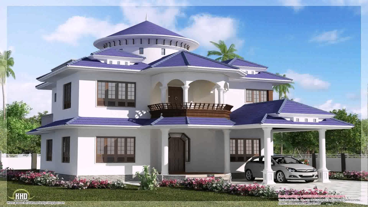 Good House Front Design Indian Style