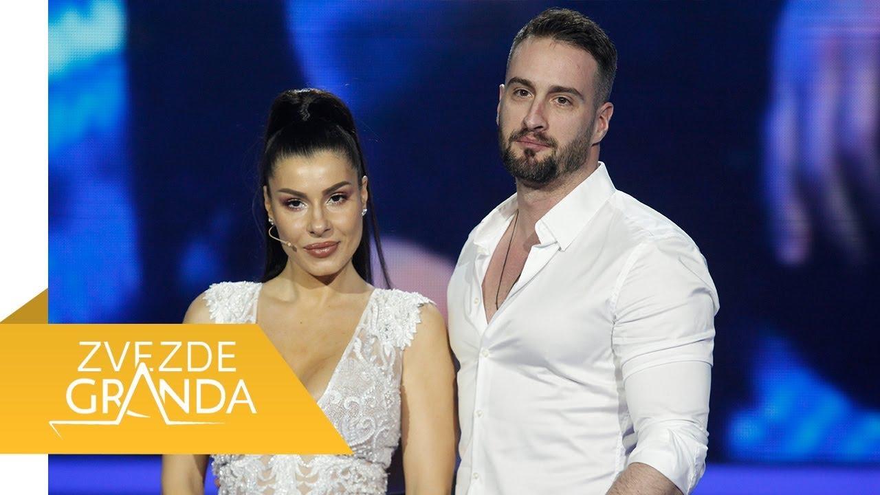 Mia Borisavljevic i Bojan Grujic - Zveri - ZG Specijal 25 - 2018/2019 - (TV Prva 17.03.2019.)