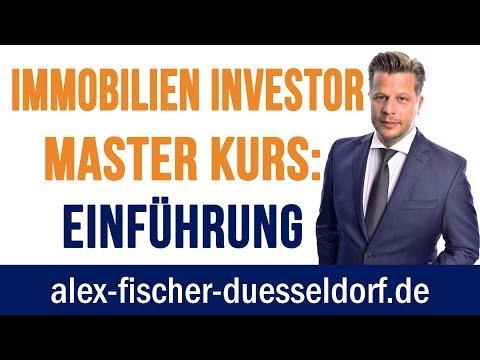 In Immobilien richtig investieren - der Immobilien Investor Masterkurs, Video #1/99
