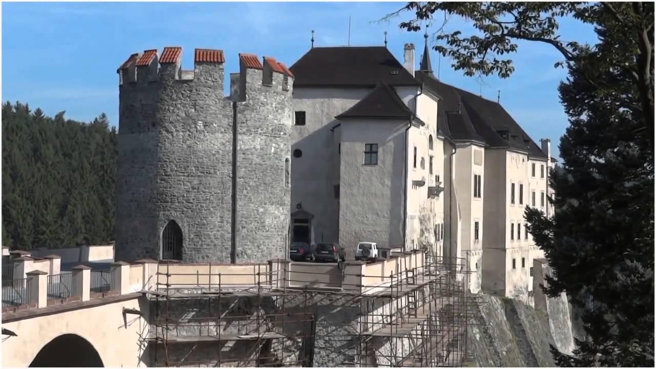 Чехия. Замок Чешски Штернберг. Туризм, отдых и путешествия