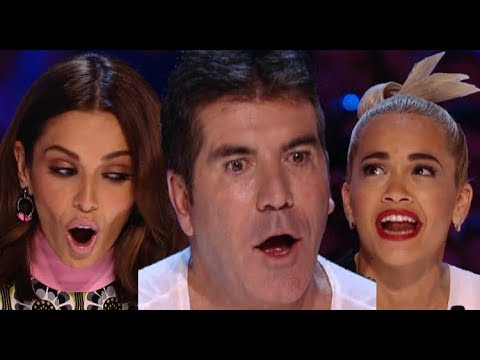 UNBELIEVABLE! One of The Best Audition in The History of X Factor! Shocked Judges and Audience...