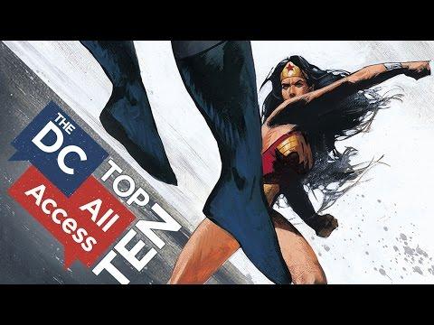 Top 10 Wondrous Wonder Woman Moments - DCAA