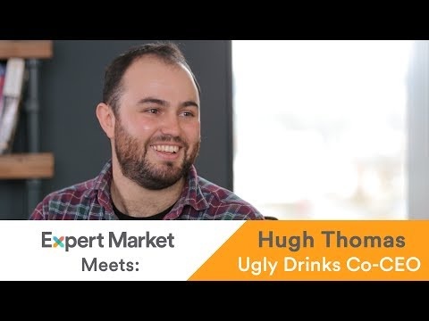 CEO Interview: Expert Market Meets Hugh Thomas, Ugly Drinks CEO [Part 1]