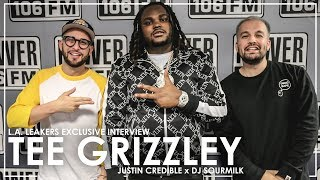Tee Grizzley on 'Scriptures' Album, Working w/ Timbaland, Kanye West & More