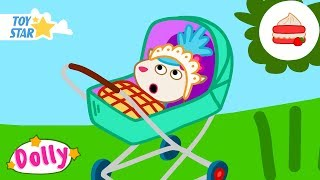 Dolly And Friends | Little Girl | Season 3 | Funny New Cartoon for kids | Episodes #18