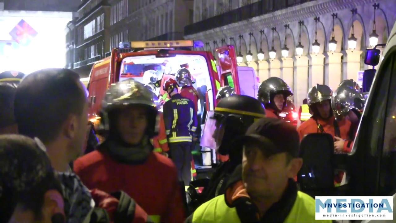 Accident Aux Tuileries Un Gilet Jaune Dans Le Coma Gilets Jaunes