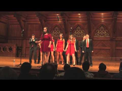 One More Night (Maroon 5) - The Harvard LowKeys