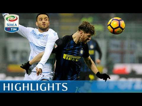 Inter - Lazio - 3-0 - Highlights - Giornata 18 - Serie A TIM 2016/17