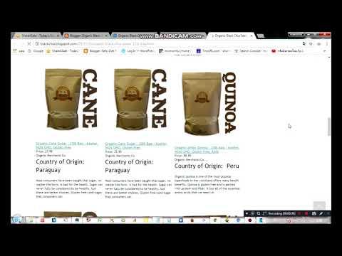 Organic Black Chia Seeds   12lb Bag   Kosher, NON GMO, Gluten Free, RAW