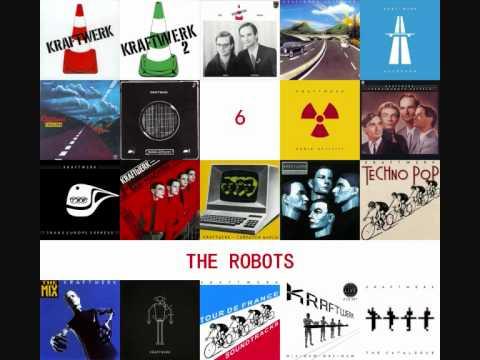Top 15 Songs - Kraftwerk