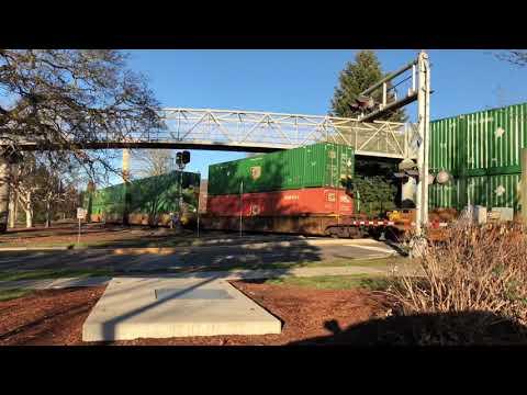 WVR Rail Vlog #1 - Trains at Mill Street - Salem, Oregon