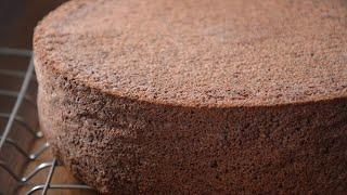 ✧ ШОКОЛАДНЫЙ  БИСКВИТ Без разделения яиц  ✧ Sponge Cake Chocolate ✧ Марьяна