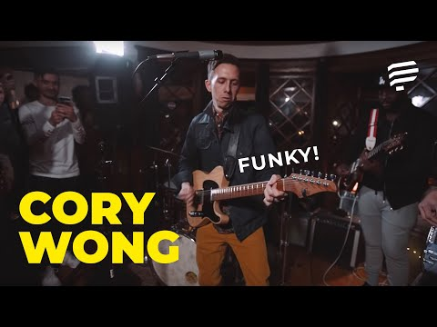 "Cory Wong & Kerrry ""2 Smooth"" 