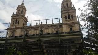 Pista de Pádel del World Padel Tour en la Catedral de Jaén