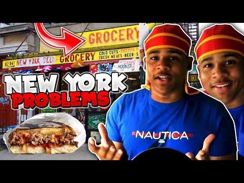 New York Problems - Deli Edition
