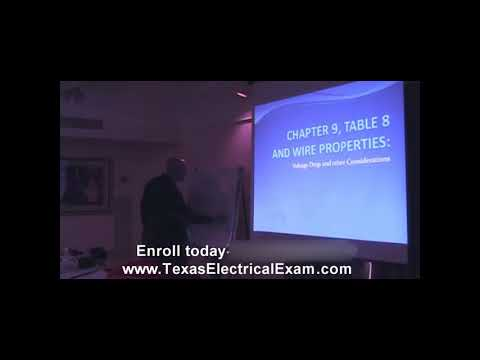 Texas Electrical Exam Prep