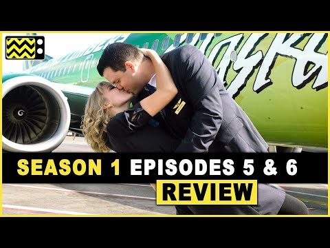 Love At First Flight Season 1 Episode 5 Review & Reaction | AfterBuzz TV