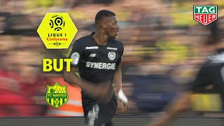 But Kalifa COULIBALY (15') / FC Nantes - Nîmes Olympique (2-4)  (FCN-NIMES)/ 2018-19