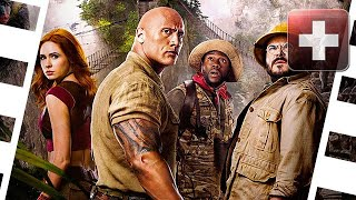 Kino+ #281 | Jumanji: Next Level, The Farewell & Weathering with you