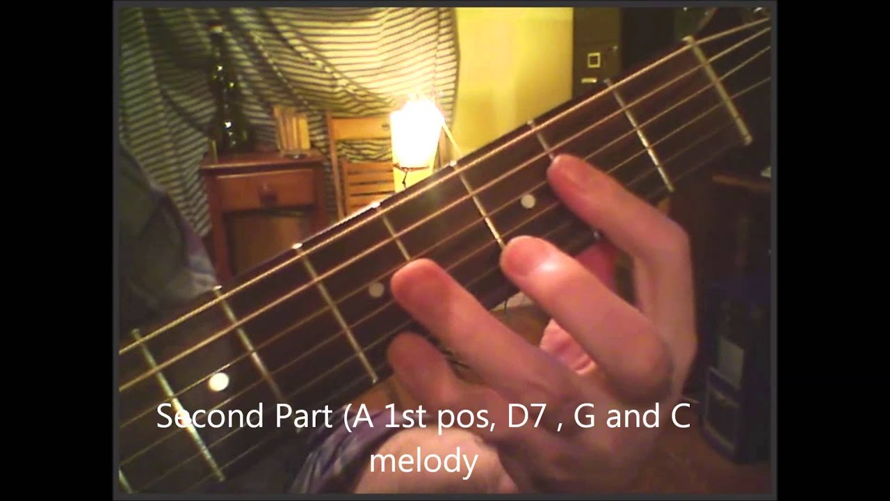 Ragtime Guitar Lesson : Learn to Play