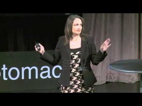 TEDxPotomac - Dr. Shannon Hader - Minding the Gap-Finding Solutions for HIV in DC